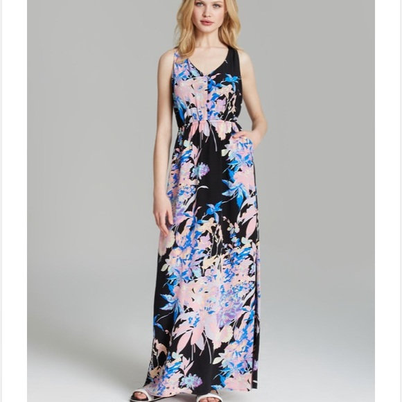 fa76b9c27308 Yumi Kim Dresses   Nwt Molly Maxi Dress Racerback W Slits S   Poshmark
